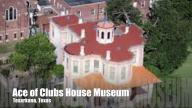 The Ace of Clubs House - A Mansion Built by a Poker Game
