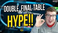 Tonkaaaap - 2 Final Tables and a Big Announcement!