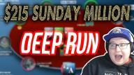 Tonkaaaap - Deep in the Sunday Million!