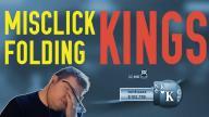 Tonkaaaap - Misclick Folding Pocket Kings in the WCOOP!