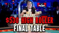 Tonkaaaap - Partypoker High Roller Final Table!