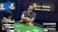 WSOP 2015 - Kenney Mis-times Bluff Against Wang