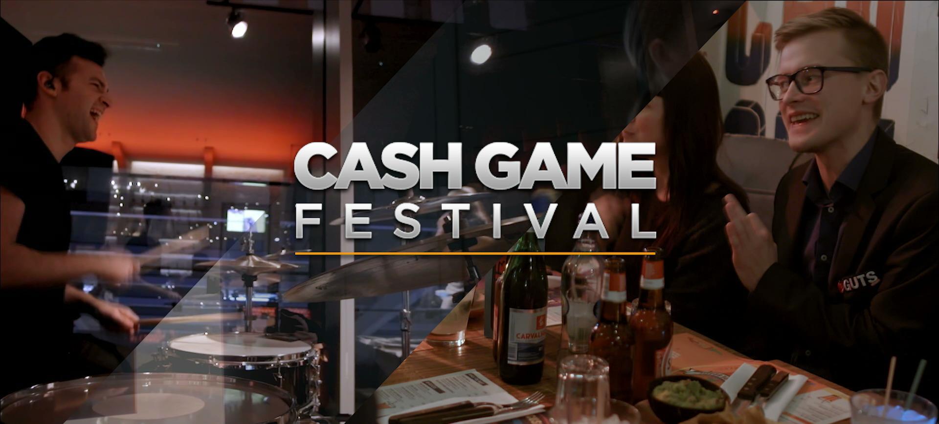 Cash Game Festival - London 2016 Announcement