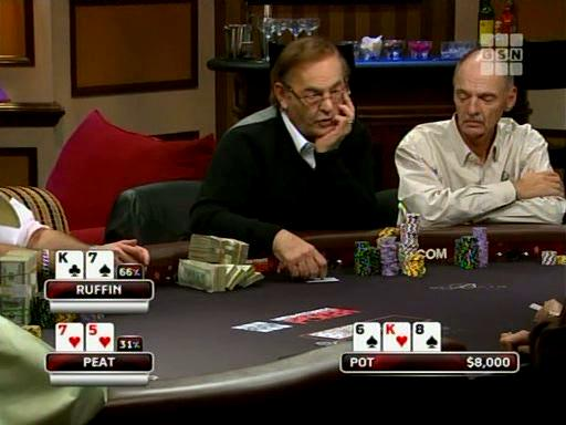 High Stakes Poker S07 Ep03 1/2