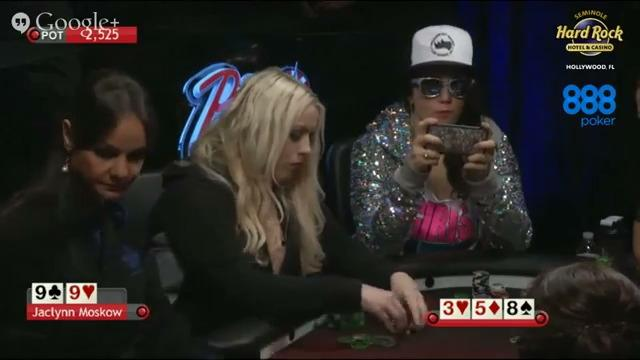 Poker Night in America - SHR - Ladies Night (Part 1)