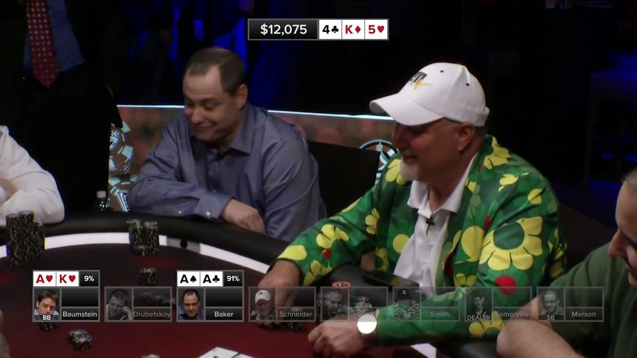 Poker Night in America Ep 13 - Matt Glantz and David ODB Baker