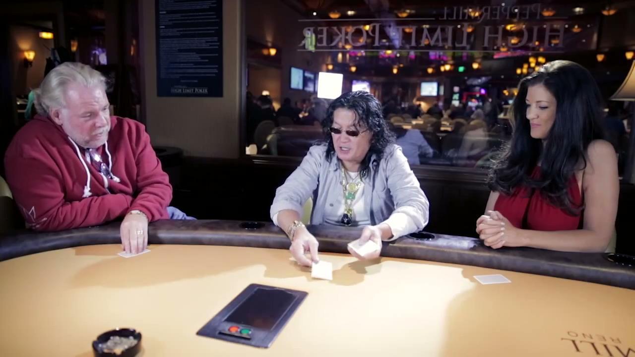 Poker Night in America Ep 16: Peppermill Reno
