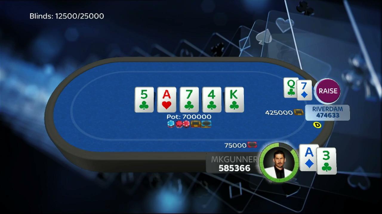 Sky Poker - Super Roller Final Table - 17th April 2016