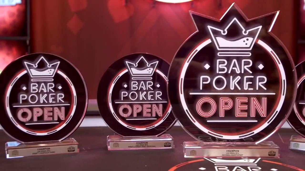 2016 Bar Poker Open - Day 1 Highlight Reel