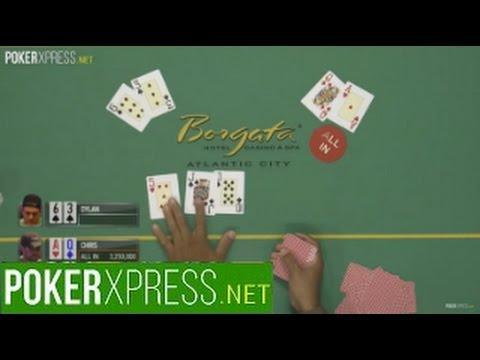 2016 Borgata Poker Open - $2m GTD Final Table Highlights