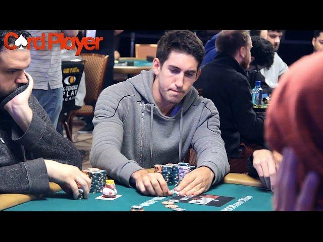 2016 WSOP - Dan Colman's Main Event Deep Run