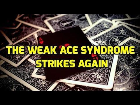 2016 WSOP - Weak Ace Syndrome