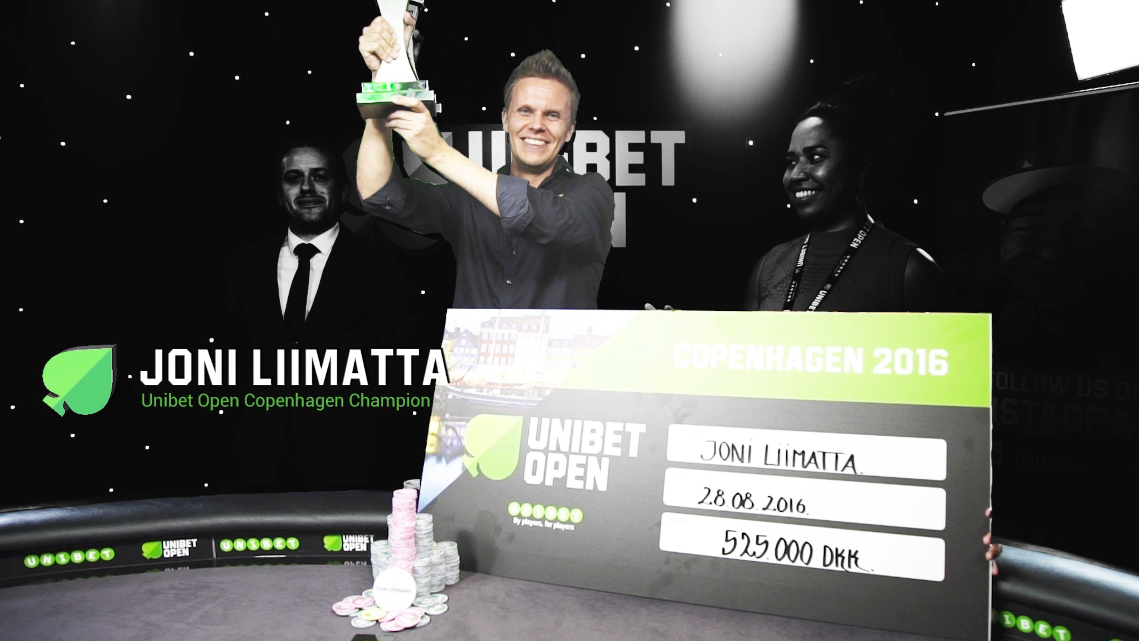 A Poker Champion's Journey on the Unibet Open