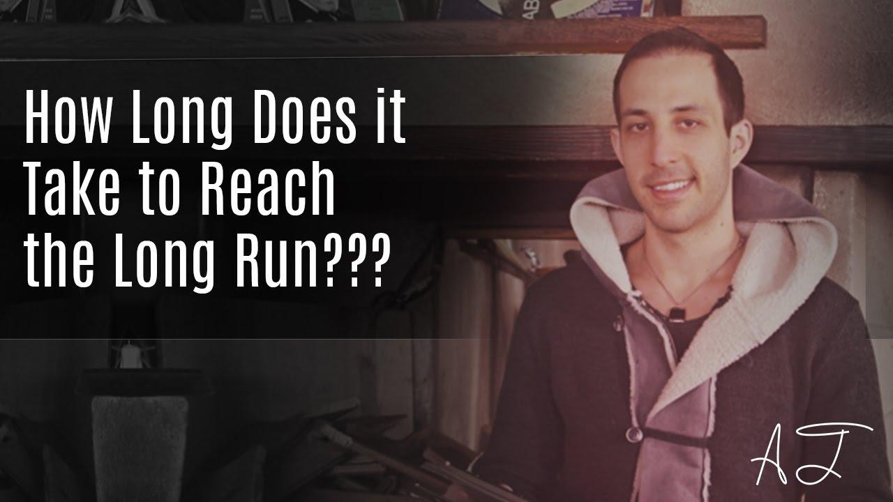 Alec Torelli - How Long is the 'Long Run' in Poker?