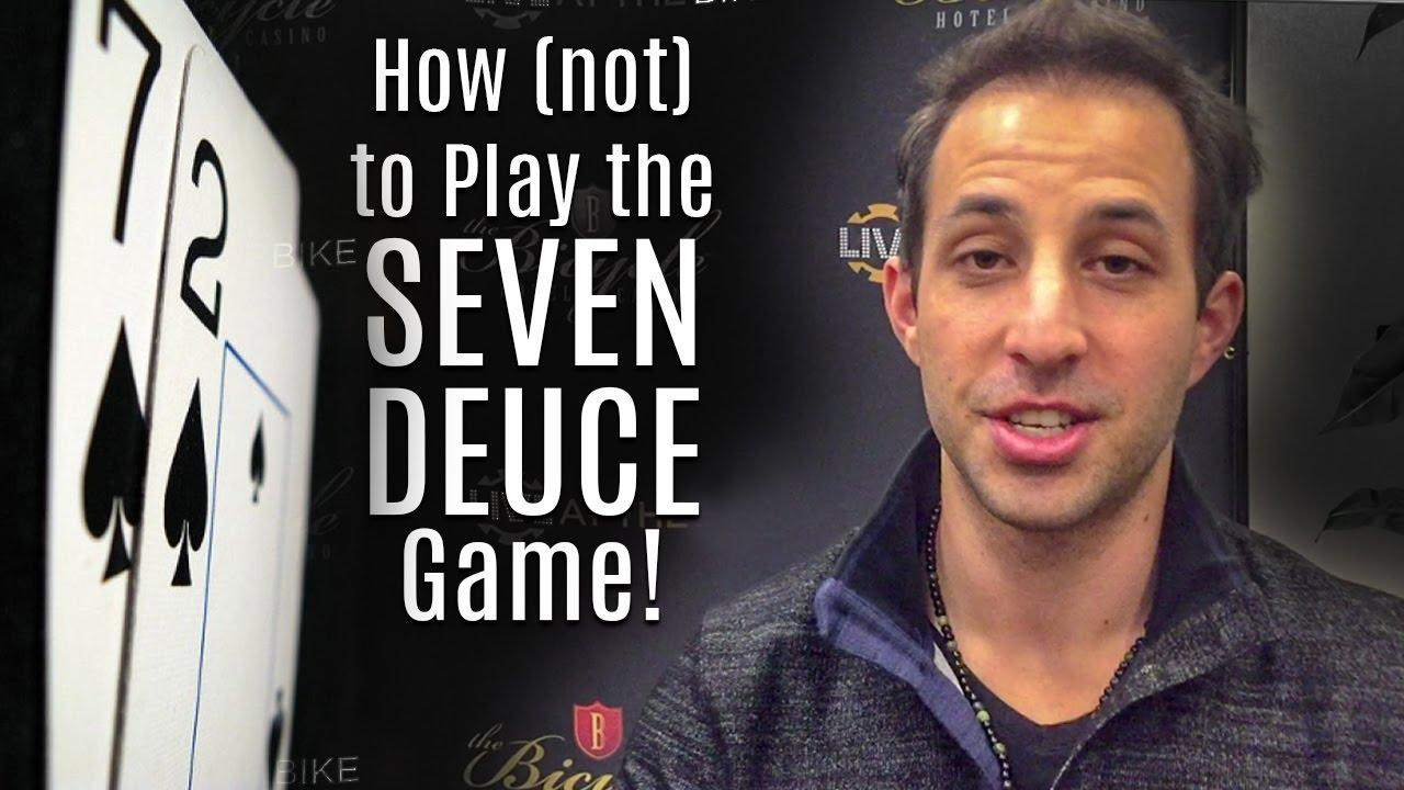 Alec Torelli - How (not) to Play the Seven Deuce Game!