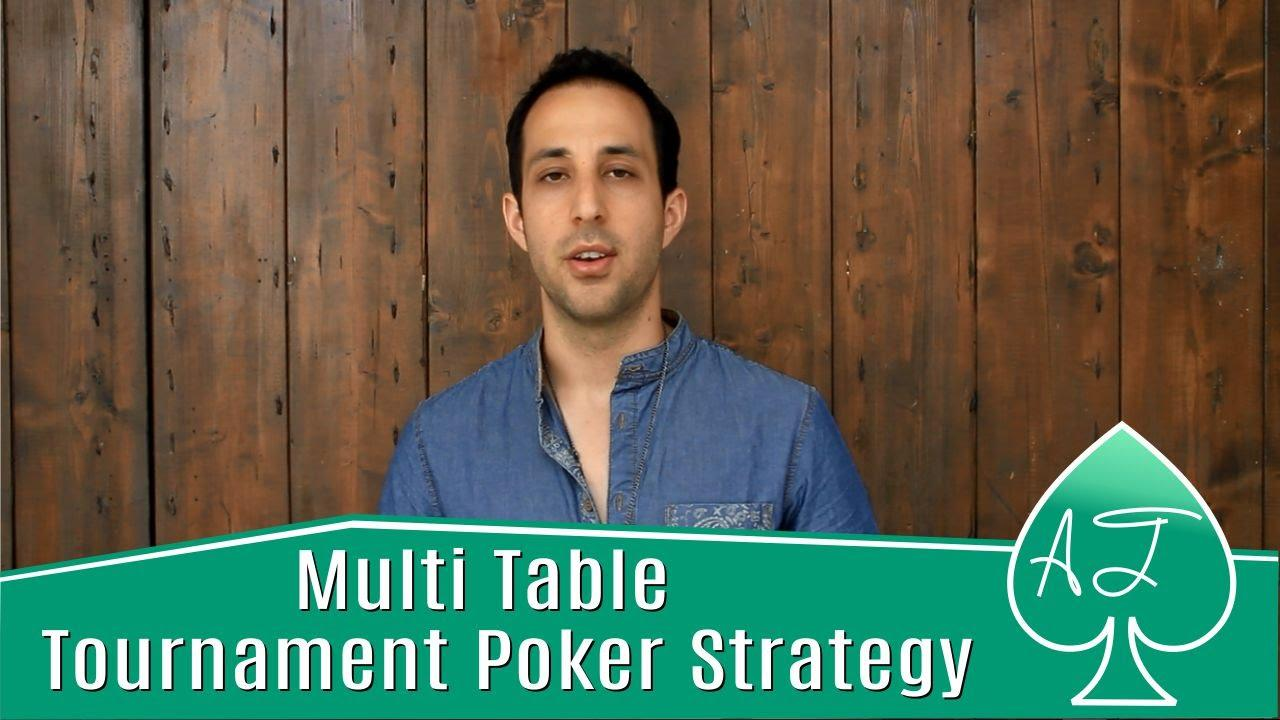 Alec Torelli - How to Play Big Pairs in MTTs