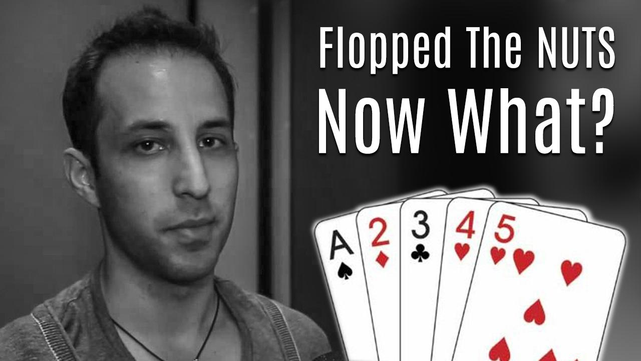 Alec Torelli - I Flopped The Nuts... Now What?
