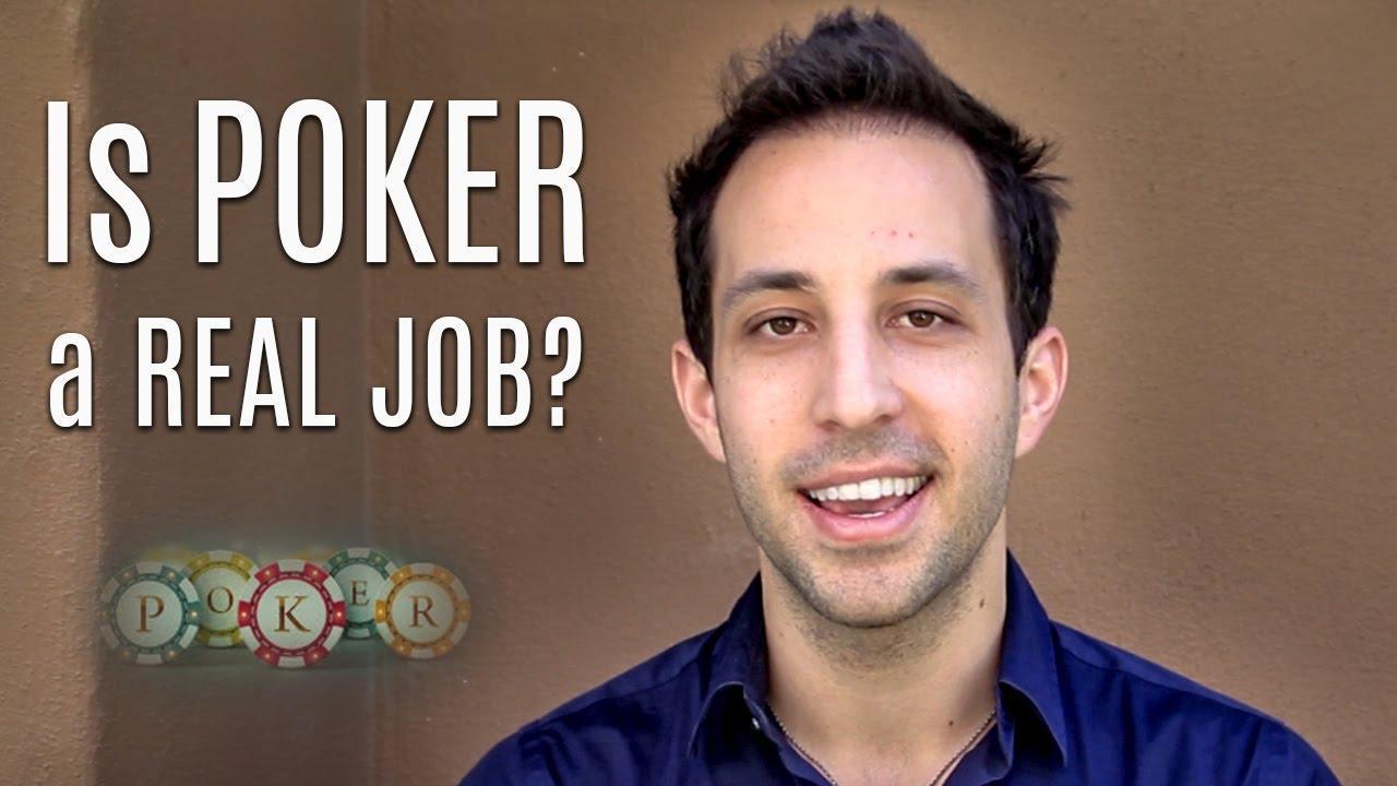 Alec Torelli - Is Poker a REAL Job?