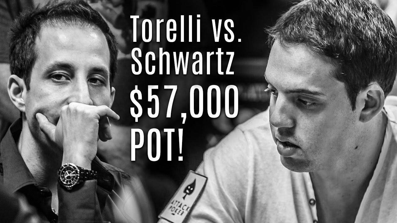 Alec Torelli - Laying the TRAP with Pocket Aces