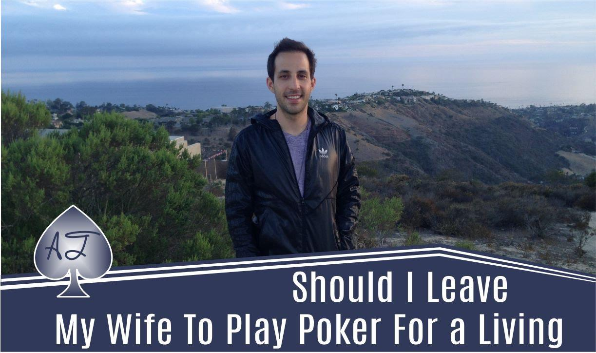 Alec Torelli - Should I Leave My Wife For Poker?