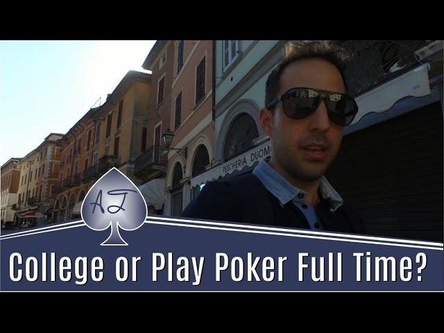 Alec Torelli - Should I Quit College To Play Poker?