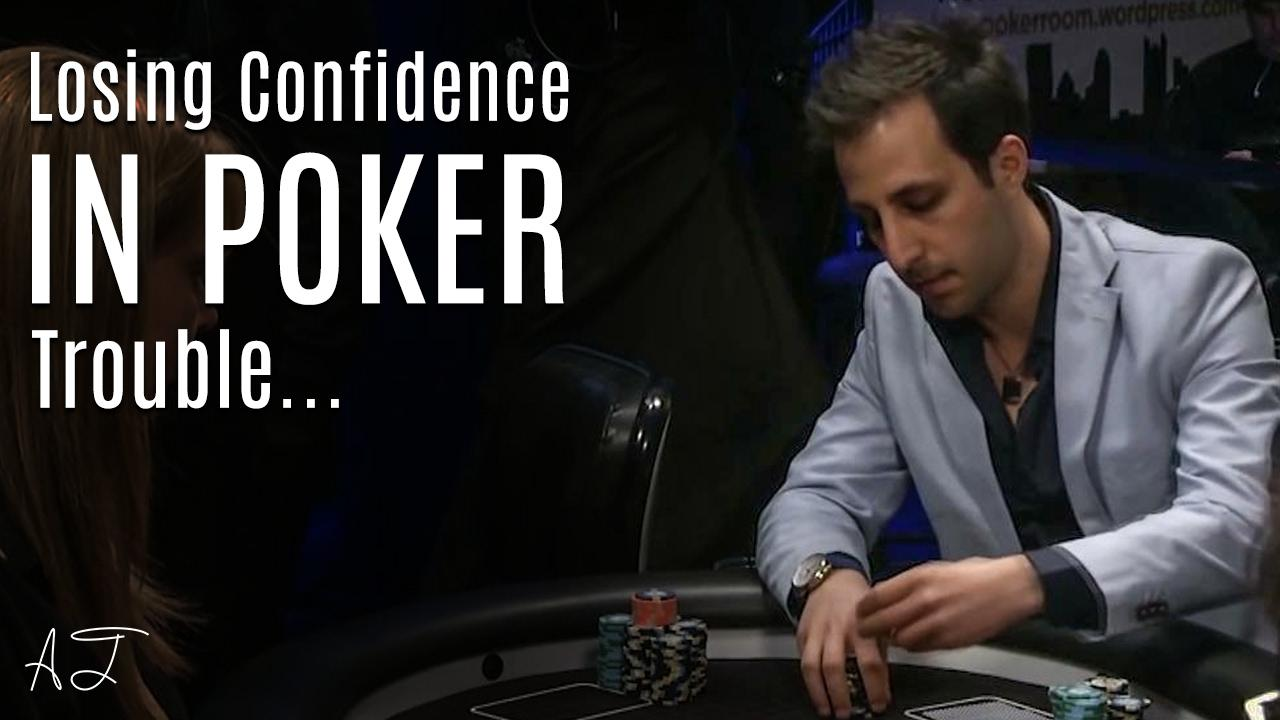 Alec Torelli - When You Lose Confidence In Poker
