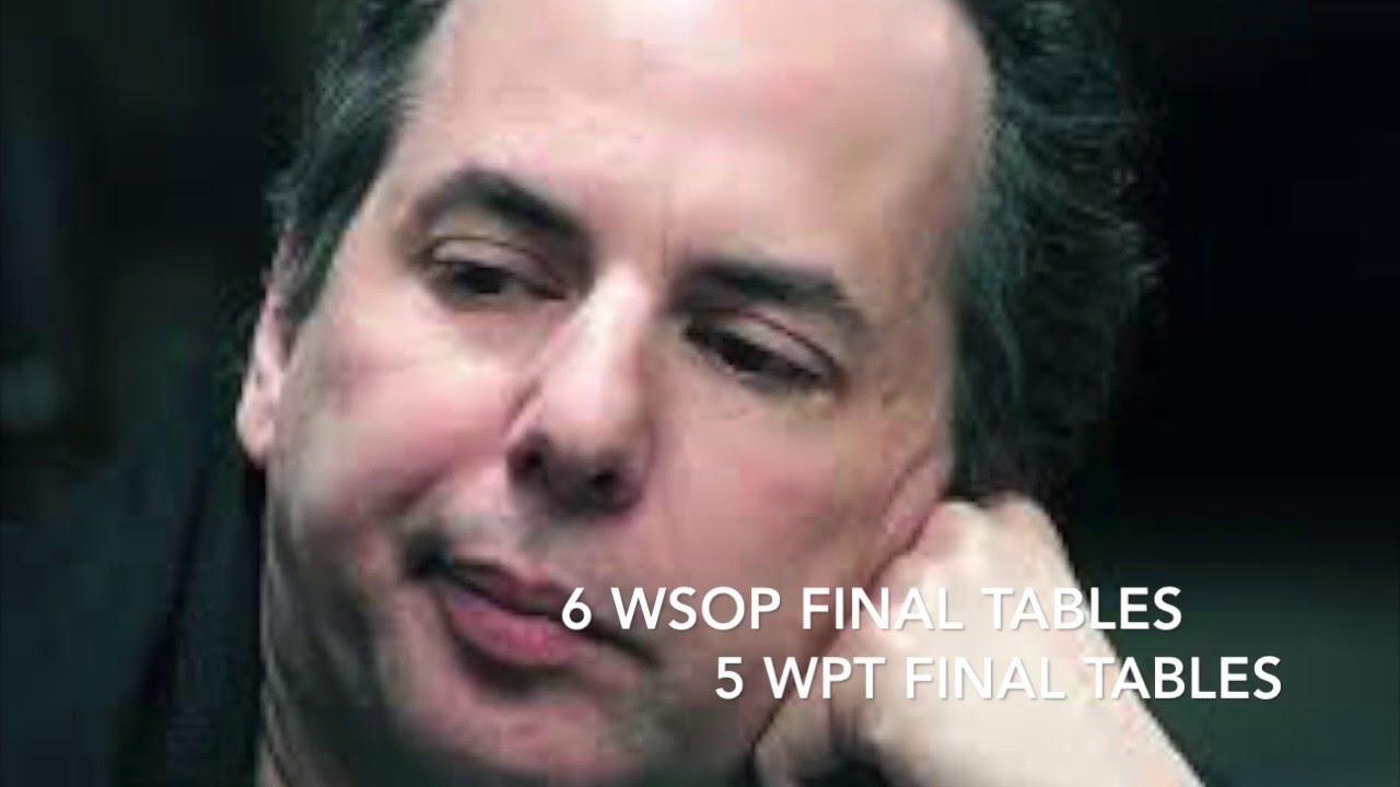 Allen Kessler - WSOP Pain