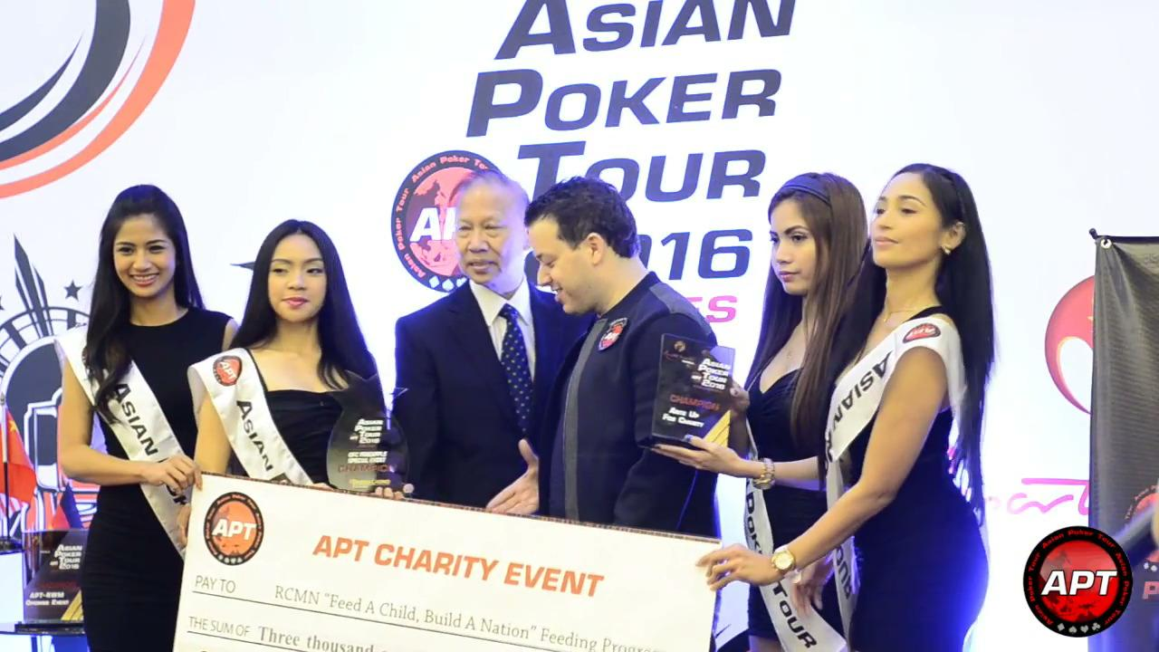 Asian Poker Tour 2016 - Philippines Day 3