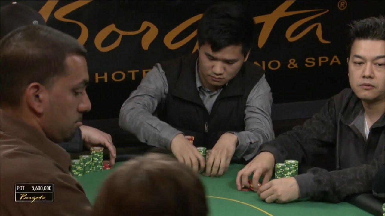 Borgata Spring Poker Open 2016 - Almighty $500k GTD Final Table