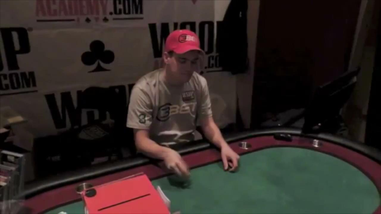 Chip Tricks with 3 Bet Poker Clothing