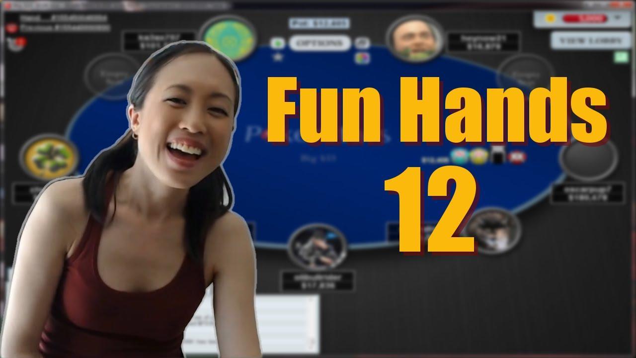 Courtibee - Fun Hands #12