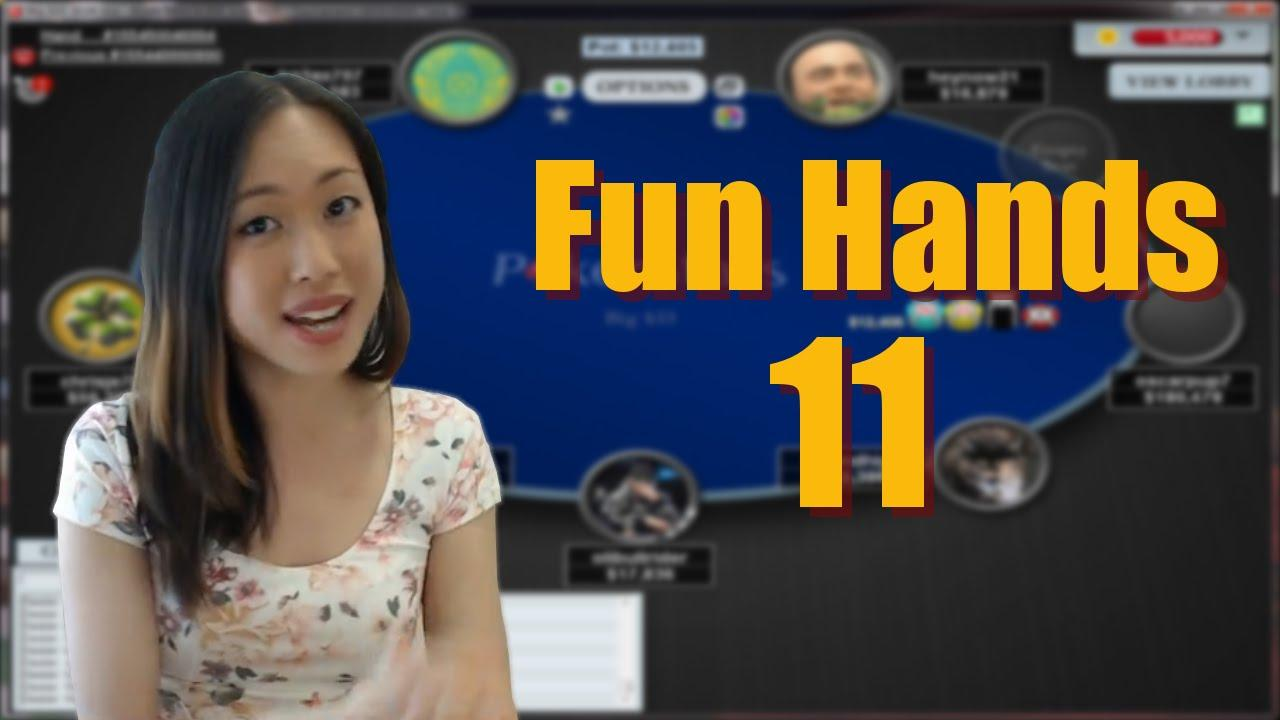 Courtiebee - Fun Hands #11