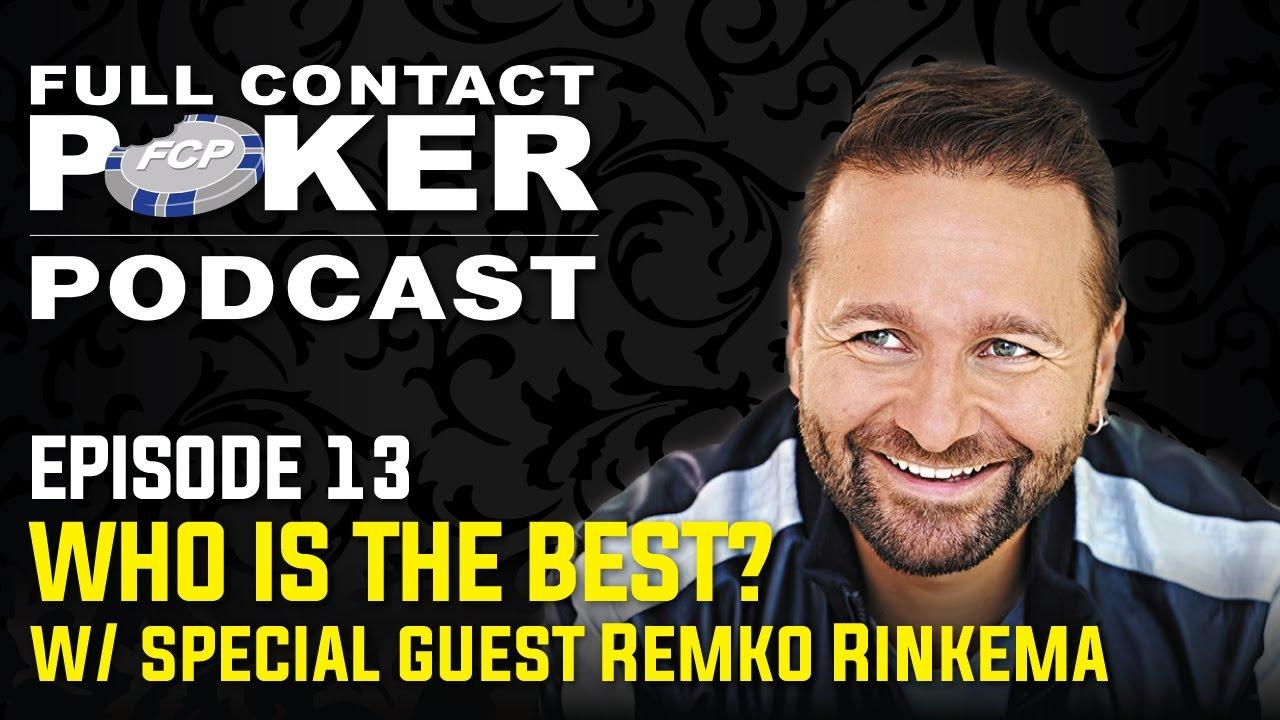 Daniel Negreanu Interviews Remko Rinkema!
