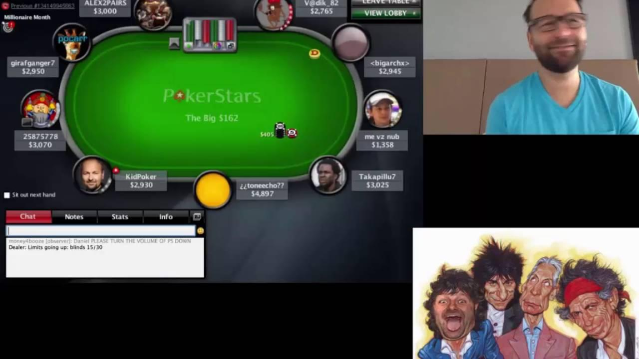 Daniel Negreanu on Millionaire Matchmaker