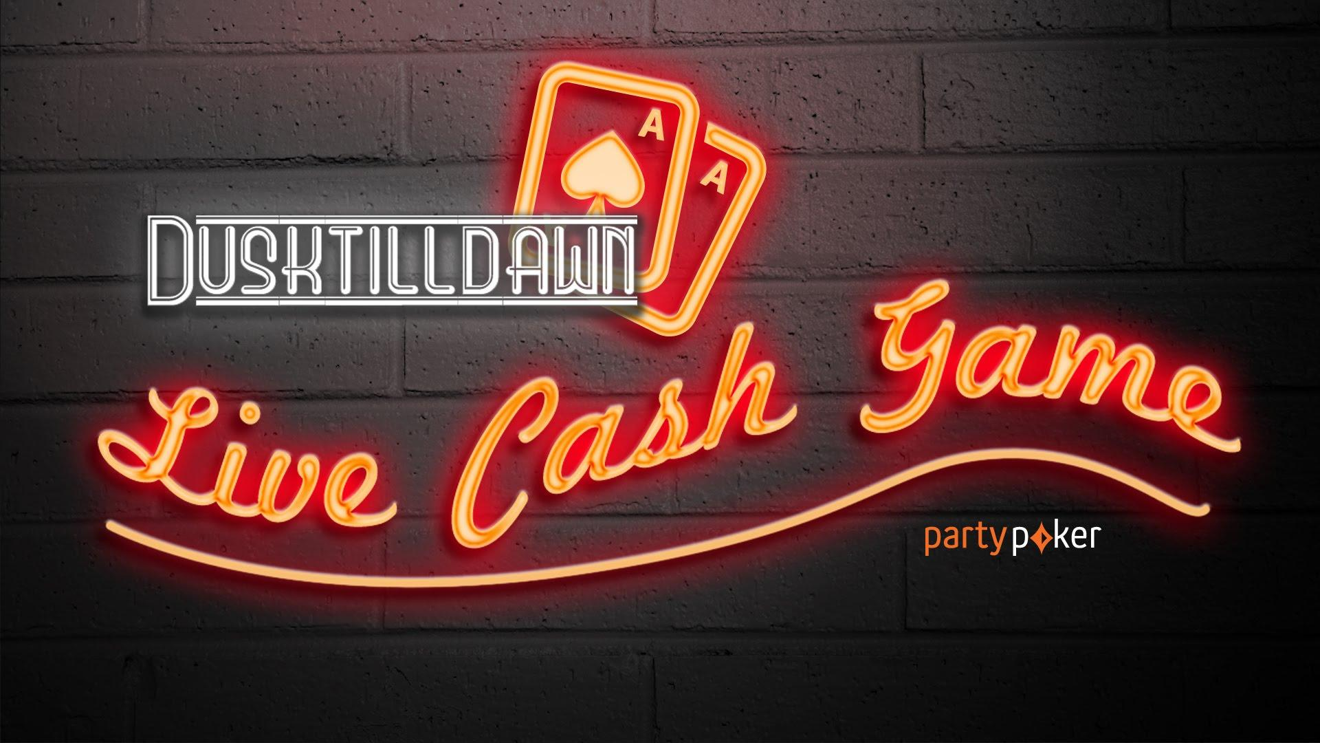 DTD Live Cash Game Weekend - 22nd April 2016