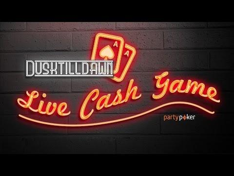 Dusk Till Dawn Live Cash Game - Win The Button - Episode 5