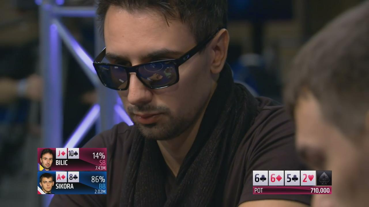 EPT Malta 2015 - Main Event Final Table