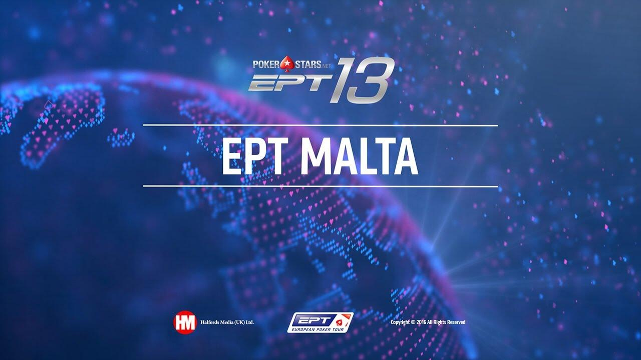 EPT Malta €25K High Roller, Final Table (Cards-Up)