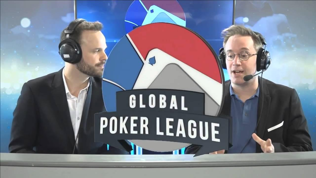 Global Poker League - Americas Week 2 - Match 13