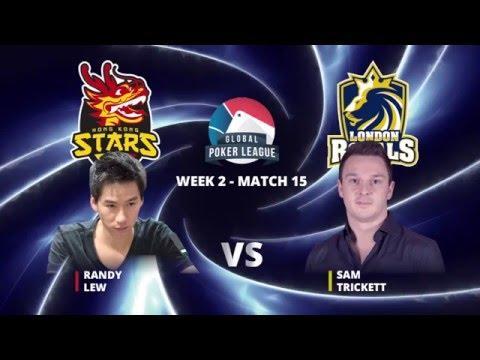 Global Poker League - Eurasia Week 2 -  Match 15