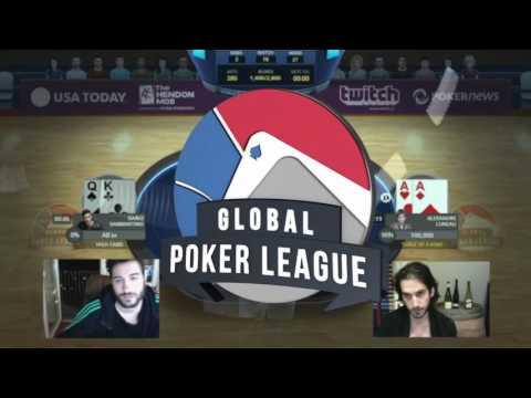 Global Poker League - Eurasia Week 2 -  Match 16