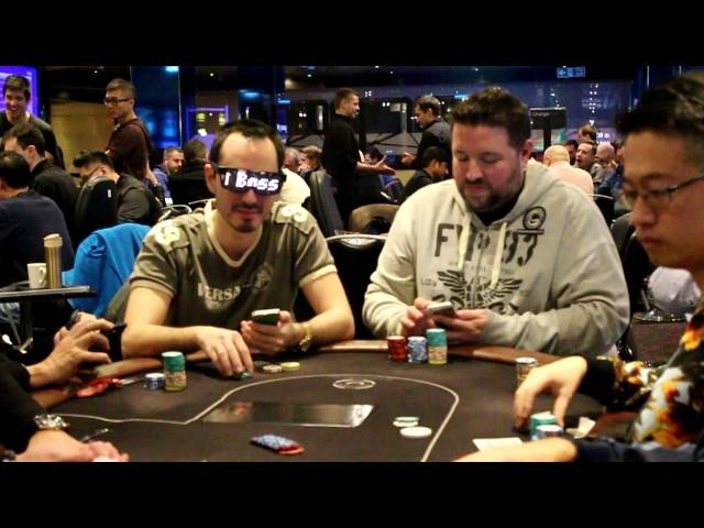 GUKPT Grand Final - Will Kassouf Glasses