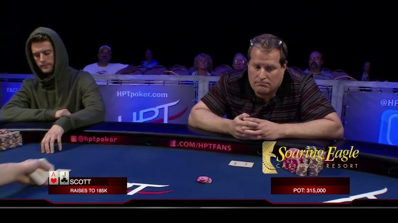 Heartland Poker Tour - Soaring Eagle Final Table - Part 2