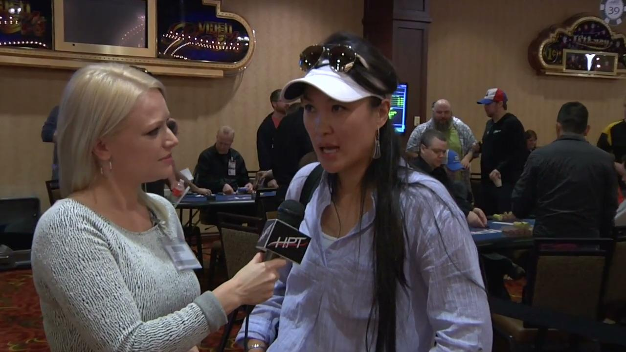 HPT St Charles 2016 - Interview with Vanessa Wang