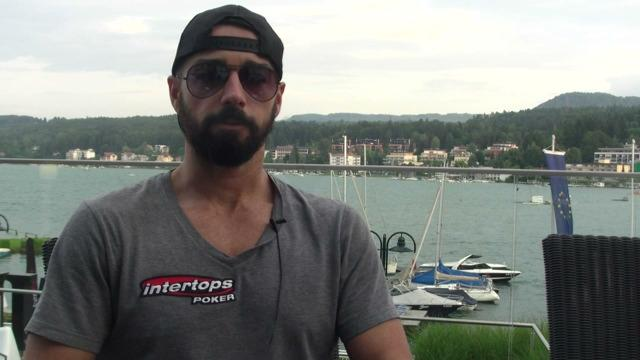 Intertops European Poker Championship -Tim O'Keefe Key Hand #2