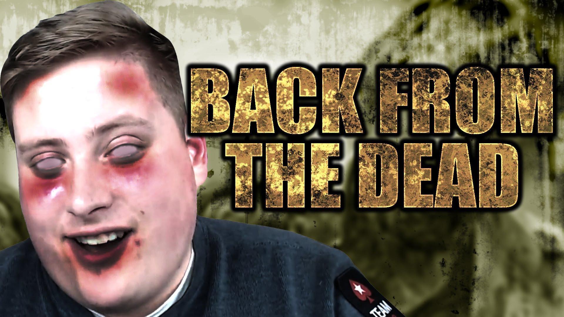 Jaime Staples - Back From The Dead!