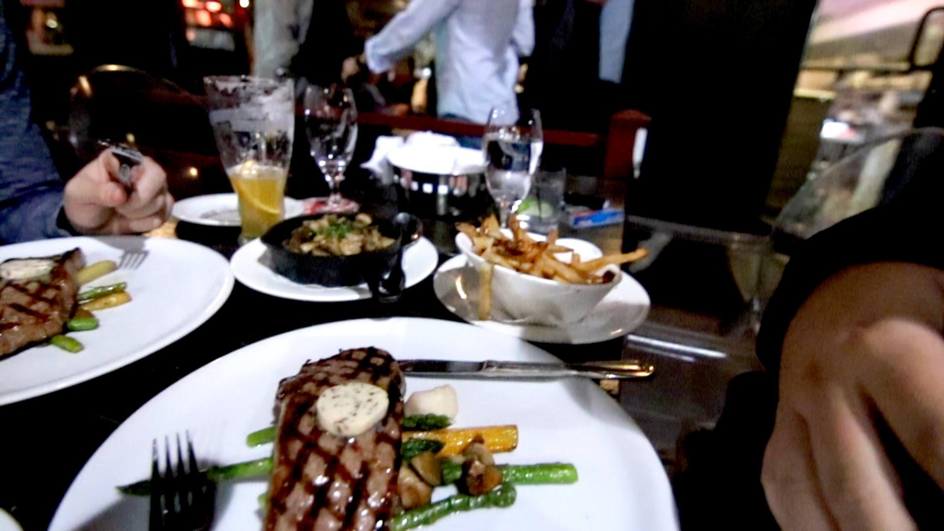 Jaime Staples - How To Get A $140 Meal For Free!
