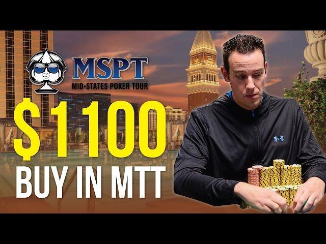 Jeff Boski - Vlog #16 : High Steaks Poker