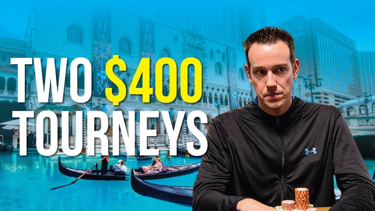 Jeff Boski - Vlog #17 : Two $400 Tournaments