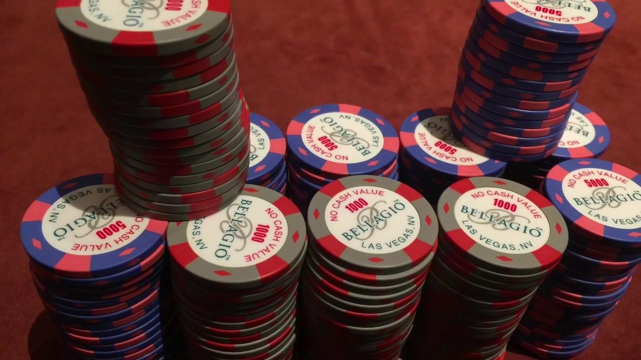 Jeff Boski - Vlog #3 : $1K Bellagio PLO MTT